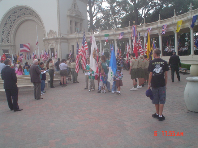 Massing of the Colors