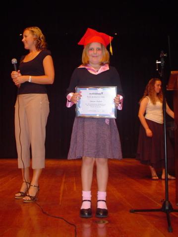 Pryde Graduation