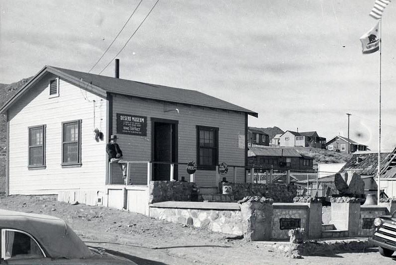The Rand Desert Museum