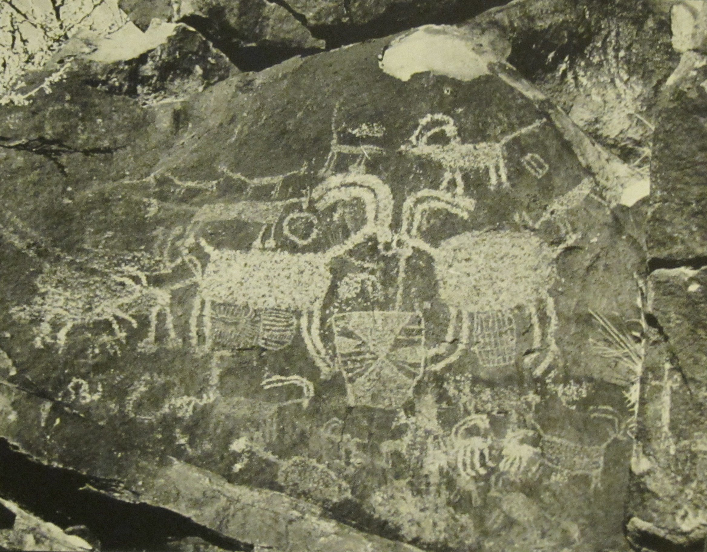 Special Lectures on the Coso Petroglyphs